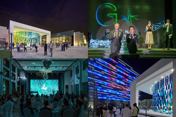 Shanghai Museum of Glass Park celebrates 4th anniversary with the opening of Rainbow Chapel