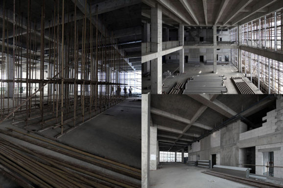 Construction starts for new Shanghai Film Museum