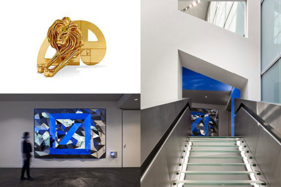 Golden and Silver Lion in Cannes