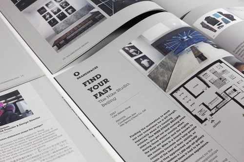 The most recent design projects of Shanghai-based agency COORDINATION ASIA, published in our c-zine.