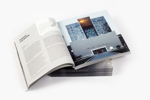 The C-BOOK, the portfolio of Shanghai-based design agency COORDINATION ASIA.