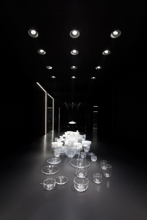 Keep it Glassy 2, contemporary art exhibition at the Shanghai Museum of Glass Park designed by COORDINATION ASIA.