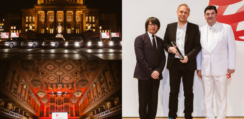 COORDINATION ASIA founder Tilman Thürmer at the Red Dot Design Awards