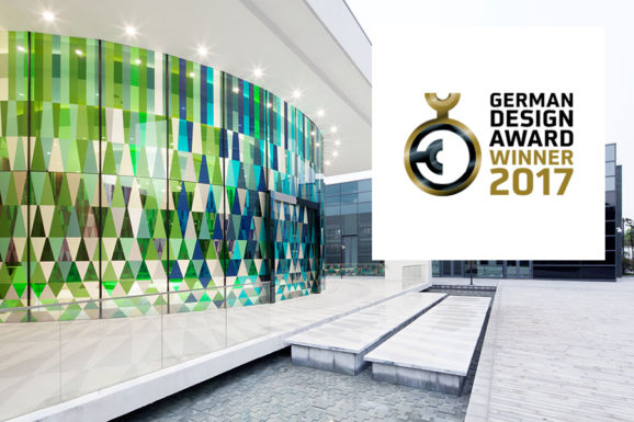 COORDINATION ASIA receives German Design Award 2017