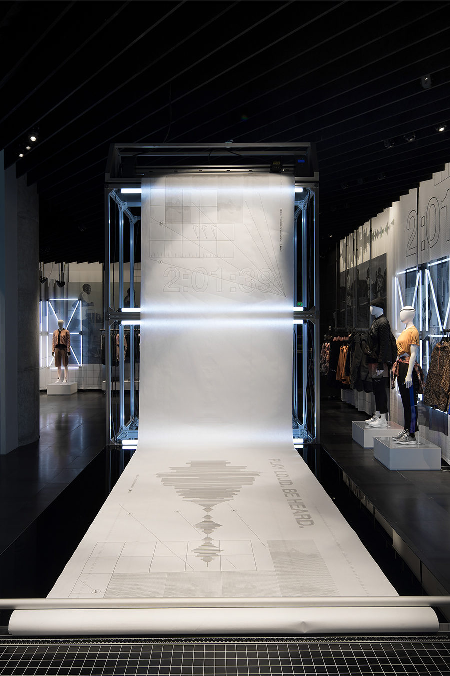 FALCON NIKE HOUSE OF INNOVATION – COORDINATION ASIA 协调